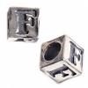 SS.925 Alpha Cubes F 5.1x5.1mm